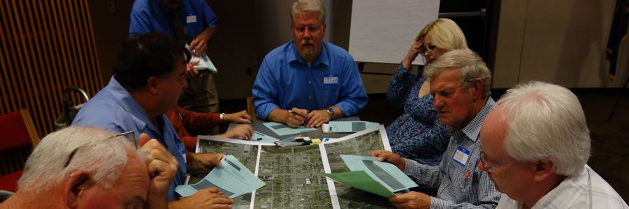 Monroe Charrette Workshop