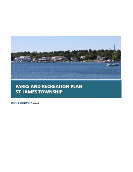 Download the Draft St. James Township Parks and Recreation Plan